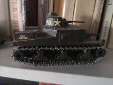 Solido militaire char Américian Lee M3 avec décalcomanies et antenne
