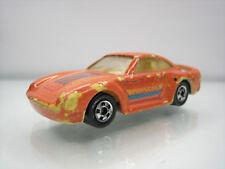 Diecast Hot Wheels Porsche 959 1987 Orange Good Condition