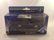 Solido no. 1543 Land Rover Defender County  Die Cast ovp