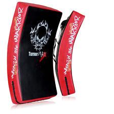 TurnerMAX Strike Shield Kick pad punch bag Focus boxing MMA Gym Curved Mauy Thai