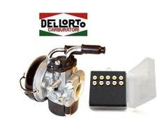Pack Carburateur 15 dellorto + 10 gicleurs PEUGEOT 103 Motobecane MBK51
