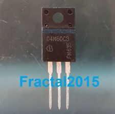 1 PCS SPA04N60C3 04N60C3 TO220F