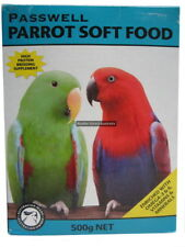 Passwell Parrot Soft Food 500g Feeding Food Maintenance Supplement Seed ANC-754