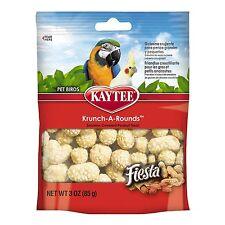 Kaytee Krunch a Rounds Avian Sesame Peanut treats 2oz