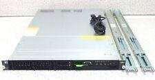 Fujitsu PRIMERGY RX200 S6 CTO Rack Mount Server 0P/0M + Rails S26361-K1342-V101