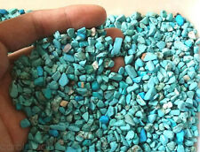 Natural Turquoise Loose Stone Crushed Raw Ore Broken Stones Irregular Shapes