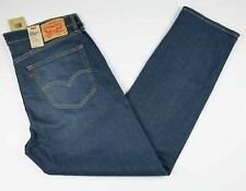 Levi's 541 Athletic Taper Fit Jeans 36x32 Midnight Wash Variety