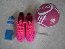 Fußballschuhe von NIKE Gr: 41 mit Fußball Ball und Trinkflasche