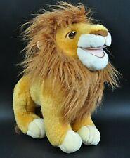 Simba König der Löwen als Kuscheltier Plüschtier Stofftier 1993 Mattel RAR P2SK