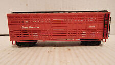 "VINTAGE 1960's ROCO HO ""GREAT NORTHERN #56108"" CATTLE FREIGHT BOX CAR"