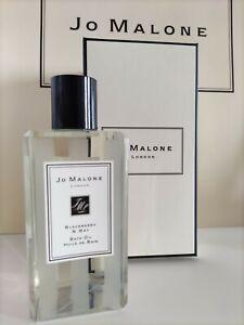 Jo Malone ~ Blackberry Bay ~ Bath Oil 250ml Discontinued