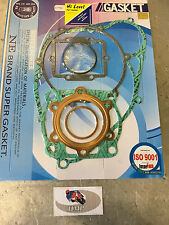 KAWASAKI KX250 FULL ENGINE GASKET SET 1980 - 1982