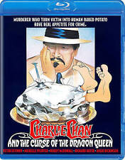 Charlie Chan and the Curse of the Dragon Queen (Blu-ray Disc, 2016)