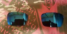 Oakley Fuel Cell Two Right Ice Iridium Lenses (Eyepatch Gascan Batwolf Turbine)