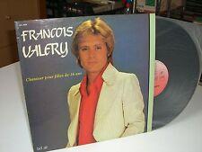 33 TOURS / LP--FRANCOIS VALERY--CHANTEUR POUR FILLES DE 16 ANS