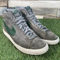 UK8 Nike Blazer VTG Suede Mid Top Trainers - Retro Boots - EU42.5
