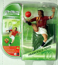 3D STARS FOOTBALL A ROMA FRANCESCO TOTTI ACTION FIGURE NUOVO NEW