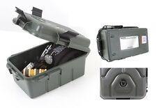OD Green Ammo Case Plastic Case Waterproof Dry Survivor Supply Gear Box 9099