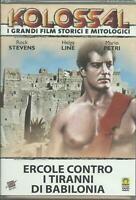 Ercole contro i tiranni di Babilonia (1964) DVD
