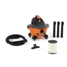 Rigid blower wet dry vacuum cleaner Portable cleaning 3.5 HP Car Garage Shop