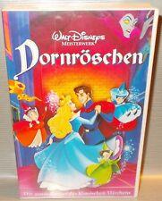 VHS Walt Disney Meisterwerk Dornröschen Kinofilm Originalkassette
