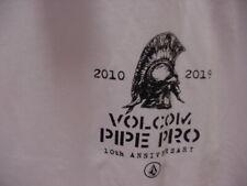Volcom*10Th Anniversary North Shore,Oahu*Pipe Pro*2019*Shirt*Men Lg*new/tags