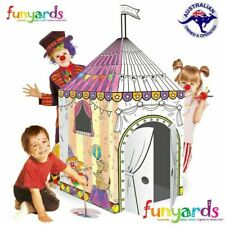 Cardboard Rocket Playhouse Colour Your Own Cubby Colour Your Own Cubby House