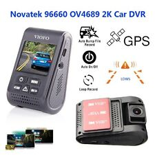 New listing Viofo A119 V2. Capacitor Novatek 96660 Hd 2K 1440P 1080P Car Dash Camera Dvr Gps