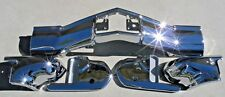 X CADILLAC NEW TRIPLE PLATED CHROME FRONT BUMPER 1966 66 OEM