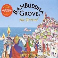 Bambuddha Grove The Arrival Spirit of Ibiza 2CDs Thievery Corporation Waldeck