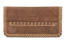 More details for tobacco pouch rizla slot pouch soft real leather magnetic pink brown black green