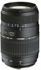 TAMRON Zoom Lens AF70-300mm F4-5.6 Di MACRO for SONY A Mount A17S With Tracking