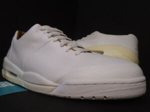 2006 NIKE AIR JORDAN 23 CLASSIC LOW WHITE MAPLE BROWN LEATHER 313480-121 NEW 11