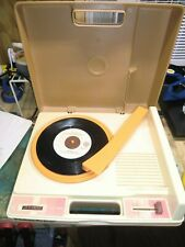Vintage 1978 Fisher Price 825 Record Player 33/45 Turntable