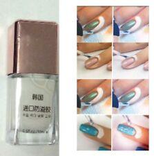 15ml White Peel Off Liquid Tape Base Cream Nail Polish Palisade Tool Manicure