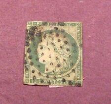 France Stamp Scott# 2 Ceres 1849-50 C220