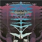Canned Heat - One More River to Cross + Bonus Trax CD 2016 NEW SEALED SLIPCASED