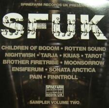 Various Metal(CD Album)S.F.U.K-Spinefarm-New