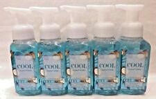 5 Cool Coconut Colada Gentle Foaming Hand Soap Bath & Body Works 8.75 Oz