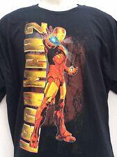 Marvel Comics IRON MAN 2 T Shirt  Size L large Movie War Machine Downey Cheadle
