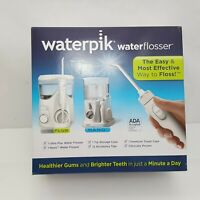 Waterpik Ultra Plus and Nano Water Flosser Combo Pack (Check description)