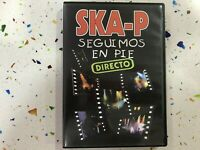 SKA-P DVD EN DIRECTO SEGUIMOS EN PIE