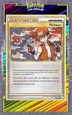 Pêcheur - HS:HeartGold SoulSilver - 92/123 - Carte Pokemon Neuve Française