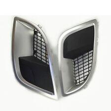 Pair Front Fog Light Lamp Cover Frame For Buick Regal GS 2010-2017