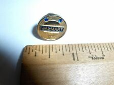 Vintage Original Walmart 10 Year Employee Service Awarded Lapel Pin or Tie Tack