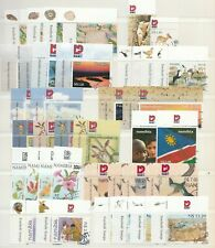 NAMIBIA, FINE SMALL COLLECTION OF MODERN CPL. SETS, SEE!!