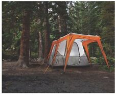 Coleman 4 Person Tent Instant Family Camping Shelter Porch UV Guard Easy Set Up