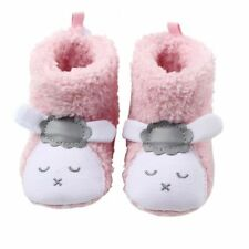Baby Soft Fleece Winter Boots Girl Boys Newborn Infant Cute Snow Warm Crib Shoes
