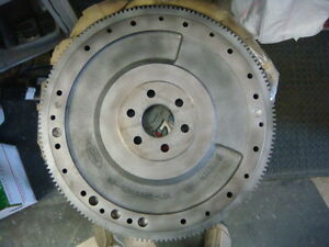 GOOD USED ORIGINAL RESURFACED FORD  5.0 CLUTCH FLYWHEEL E1ZR-6380-A2A