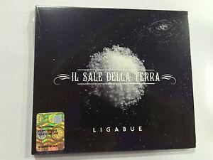 CD LIGABUE IL SALE DELLA TERRA SINGOLO NUOVO SIGILLATO SPEDIZIONE RACCOMANDATA